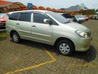 Toyota Innova  E 2.0 MT 2011