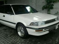 Toyota Corolla 1.6 SE Limited 1990