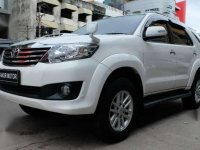 Toyota Fortuner Diesel 2013 G Automatic