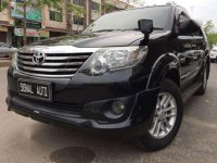 Toyota Fortuner 2.7 G TRD A/T 2012