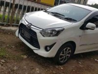 Toyota Agya Manual Tahun 2017 Type G