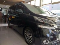 Toyota Vellfire G 2015 AT