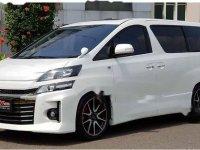 Toyota Vellfire ZG 2013 Automatic