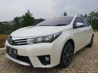 Toyota Corolla Altis V 2016 Sedan Automatic