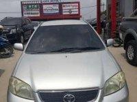 Toyota Vios G 2003 Manual