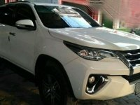 Toyota Fortuner G Matic 2016