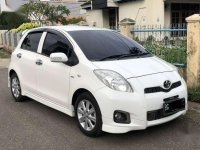 Toyota Yaris E AT 2012 Putih