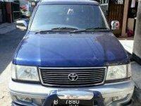 Toyota Kijang Manual Tahun 2001 Type Krista