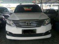 Toyota Fortuner 2.7 G Luxury 2012