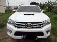 2014 Toyota Hilux G