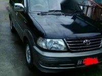 Toyota Kijang Krista Luxury Tahun 2002