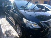 Toyota Kijang Innova G 2013 MPV Manual