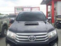 Dijual Toyota Hilux G 2017