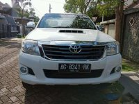 Toyota Hilux Double Cabin 2013 Manual 4x4