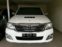 Toyota Hilux Double Cabin E 2012