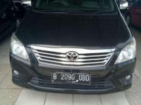 Toyota Kijang Innova G 2.5 Diesel Tahun 2012 Luxury