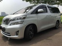 Toyota Vellfire 2.4 Premium Sound Super 2010