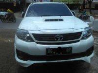 Toyota Fortuner Trd Vnt Matic Diesel