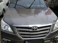 Toyota Innova G Luxury 2013 Mt