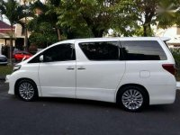 Toyota Alphard Automatic Tahun 2012 Type 2.4 NA