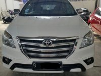 2014 Toyota Kijang Innova G 2.0 Bensin A/T
