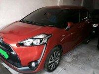 Toyota Sienta Tipe V 2016