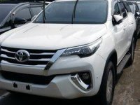 2018 Toyota Fortuner VRZ AT