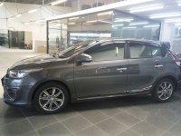 Toyota Yaris TRD Sportivo 2015 Hatchback Manual