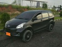 Toyota Avanza Type E 2014 Manual
