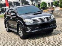 Toyota Fortuner G TRD 2013 SUV