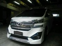 Toyota Vellfire G Limited 2015