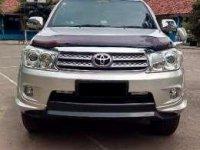Dijual Toyota Fortuner TRD G Luxury 2010