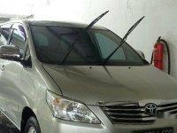 Toyota Kijang Innova G 2013
