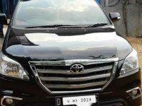 2014 Toyota Kijang Innova V LUXURY