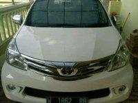 Toyota Avanza G 1.3 2013 Manual Putih