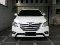 Toyota Grand Innova V AT Diesel 2014