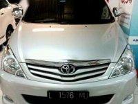 Toyota  Kijang Innova 2.5 G Diesel Luxury 2009 Automatic