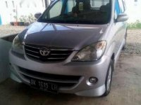 Toyota Avanza Type S Manual 2008