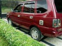 Di Jual Toyota  Kijang Kapsul SSX Bodi Kaleng Tahun 98 62 Nego