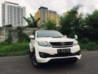 Toyota Fortuner TRD VNT Turbo Diesel  Automatic 2014