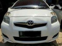 Toyota Yaris 1.5 E A/T 2011 Putih