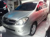 Toyota Innova 2.0 Bensin E+ (Double Blower) M/t 2007 Istimewa Bandung