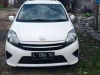 Jual Toyota Agya E 2013 A/T