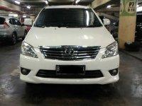 Toyota Kijang Innova V 2013 MPV