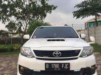 2015 Toyota Fortuner TRD