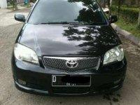 Toyota Vios G 2006 M/T Black