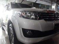 Toyota Fortuner Diesel VNT Matic 2013 Putih