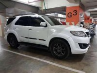 Toyota Fortuner TRD 2014 VNT Turbo Diesel 2.5 Matic Perfect Condition