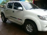 TOYOTA HILUX DC 2011 Manual