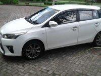 Toyota Yaris G Matic 2014